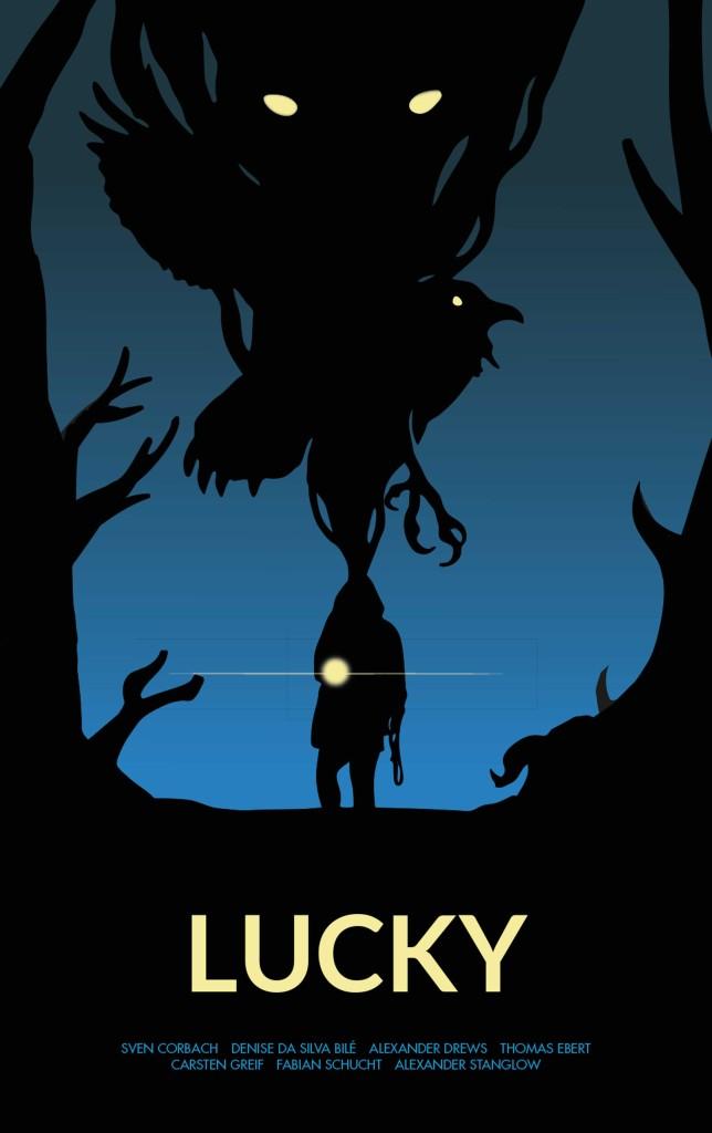 Filmplakat Kurzfilm Lucky